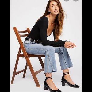 NWOT   Free People   Rita Jeans